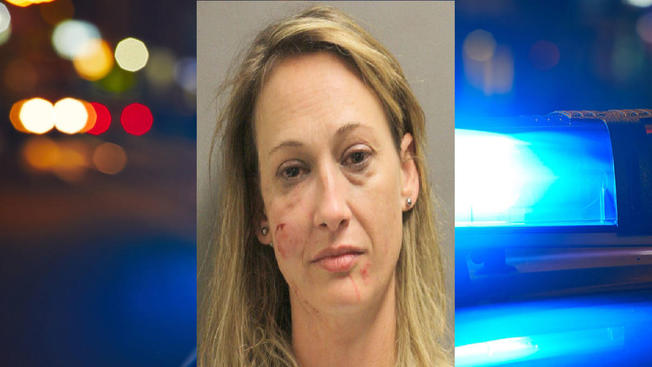 Drunk Woman Bites The Nose Off Of Another Woman Because She Was Ask To Leave Party.