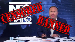 Alex Jones And InfoWars Has Been Banned On FaceBook, YouTube, And Apple