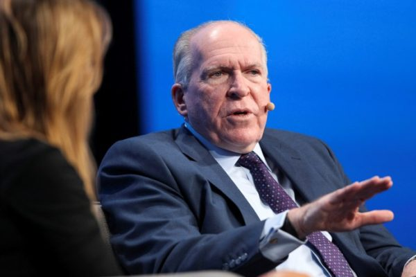 "Finally Ex-CIA Director John Brennan Security Clearance Revoked, And Liberals Cry ""Suppression Of Free Speech"""