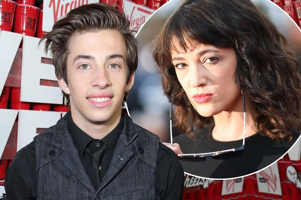 #Metoo Asia Argento Now Claims 17-Year-Old Jimmy Bennett Raped Her After She Paid Him