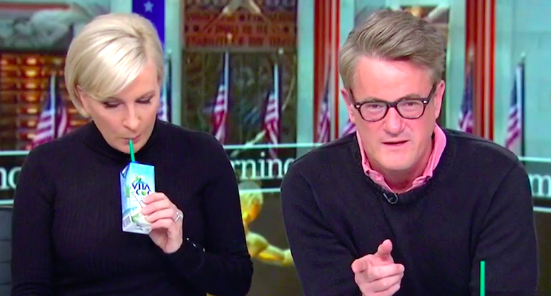 Liberal Joe Scarborough Says Trump Worse For America Than 9/11 Attacks On Twin Towers