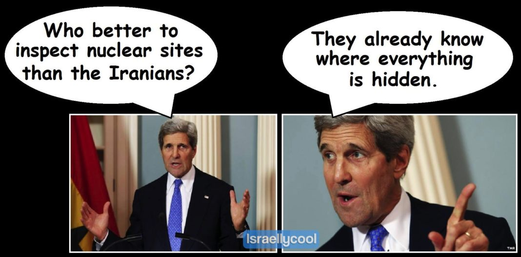 """Haha"" John Kerry Says Trump Not Capable of Doing His Job: But He And Obama Where?"