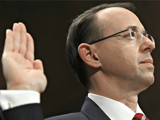 Propaganda Minister Paul Joseph Goebbels  Descendant Rod Rosenstein May Resign