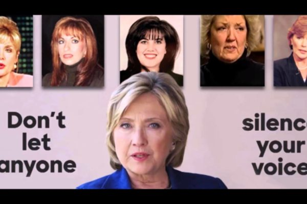 Lying Hillary Clinton And Defender Of Her Rapist Husband Says The GOP Will Insult Kavanaugh Accuser If FBI Doesn't Investigate