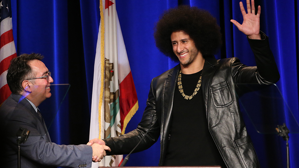 Nike Backs Colin Kapernick in New Ad, but Suffers Devastating Economic Defeat the Next Day