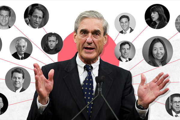 Emails Now Show Bob Mueller's Team Loved The Media And They May Have Leaked Information