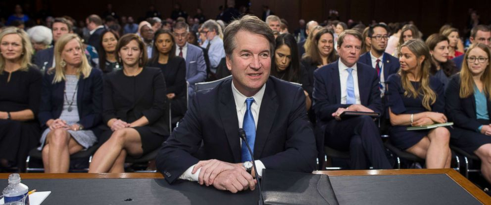 Time To Confirm Brett Kavanaugh To The Supreme Court After WH Sends FBI Investigation To Senate