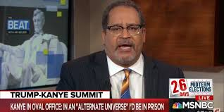 Race Baiting IdiotMichael Eric Dyson Says Kanye West Is Doing 'White Supremacy by Ventriloquism'