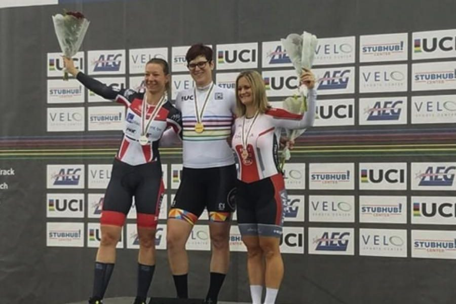 A Biological Male Aka Transgender Dude Wins World Championship In Cycling