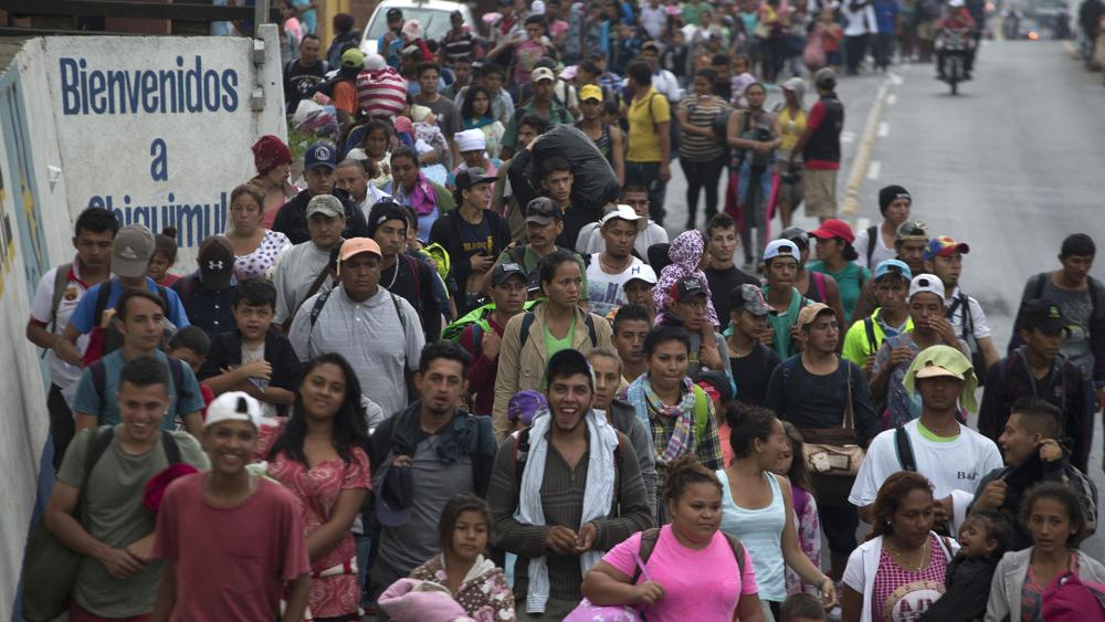 How Is The Illegal Migrant Caravan Our Damn Problem In America?