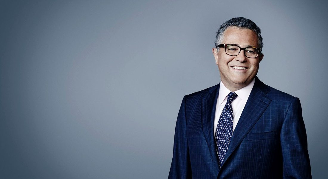 Liberal Legal Analyst Jeffrey Toobin Says He Cries Himself To Sleep Over The Fate Of White Men