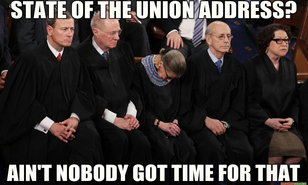 Justice Ruth Bader Ginsburg (RBG) Admitted To The Hospital. She Will Not Last 6 More Years Damit!