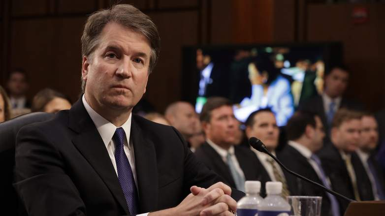 A Woman Who Accused Bret Kavanaugh Of Raped Has Admitted