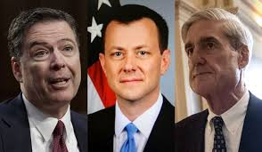 Crooked Bob Mueller Destroyed Peter Strzok's Text From His IPhone Before Turning It Over To Inspector General