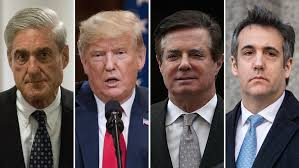 No Russian Collusion By Trump Is Shown In Mueller's New Cohen And Manafort Court Filings