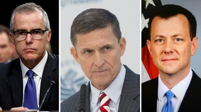 Former Deputy Director Of The FBI Andrew McCabe Urged Michael Flynn To Meet With FBI Agents Without His Lawyers