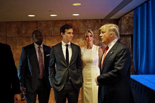 Did Jared Kushner Advise Trump Against Declaring National Emergency?