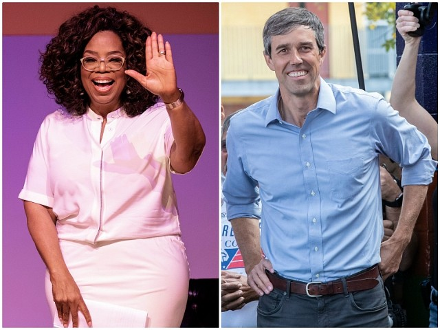 Former Texas Rep. Beto O'Rourke Is Doing Oprah Winfrey Interview Amid 2020 Speculation