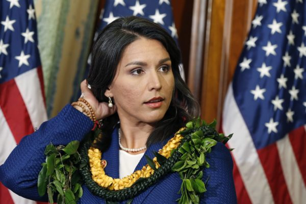 The Gay Mafia And Democrats Are Upset That Rep. Tulsi Gabbard Believes In Traditional