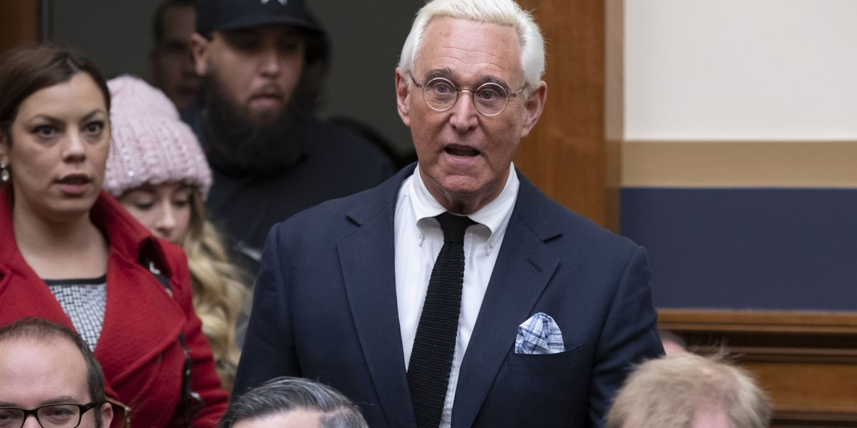 Roger Stone Arrested And The Media Thinks Trump Is In Trouble