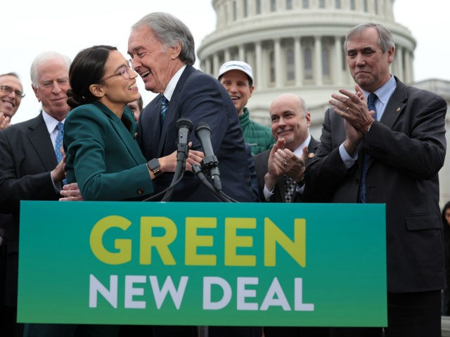 Liberal Idiots Reveal New Green Climate Deal And It Will Ban Cars And Plane