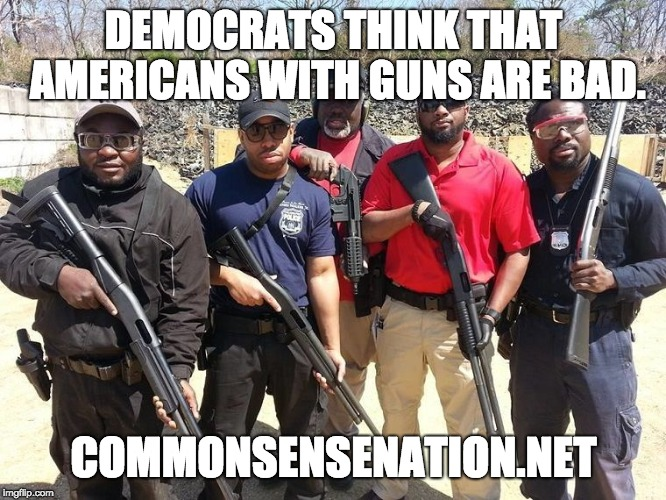 Democrats Want Universal Background Checks On Law Abiding Americans, But Don't Want Illegals Question On If They Are Legally Here