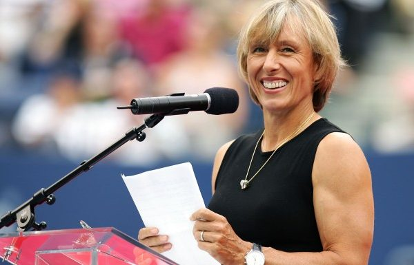 Tennis Gay Icon Navratilova Is Attacked LGBTQ Movement Because She Says Men Should Not Compete With Women
