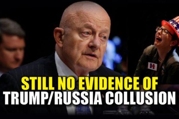 Why Are The Fake Media Ignoring Senate's No Russia Collusion Report?