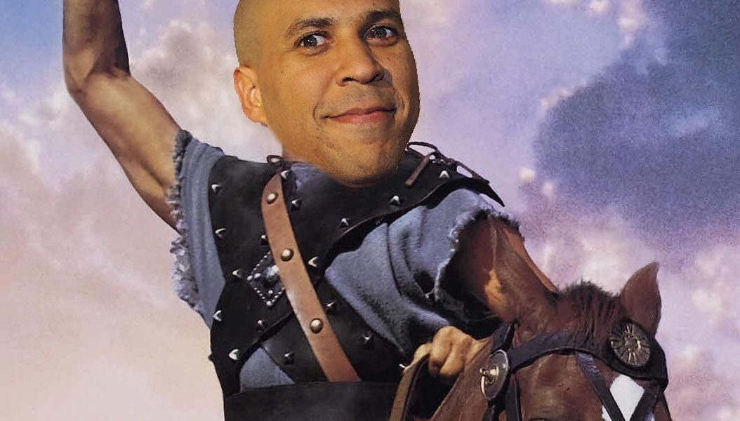T-Bone-Spartacus Cory Booker Wants Anti-Lynching Bill In Response Fake Jussie Smollett Incident