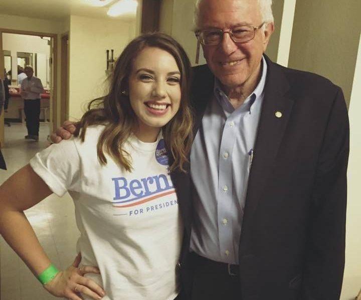 Communist Bernie Sanders Has Hired An Illegal Alien To Be His Press Secretary