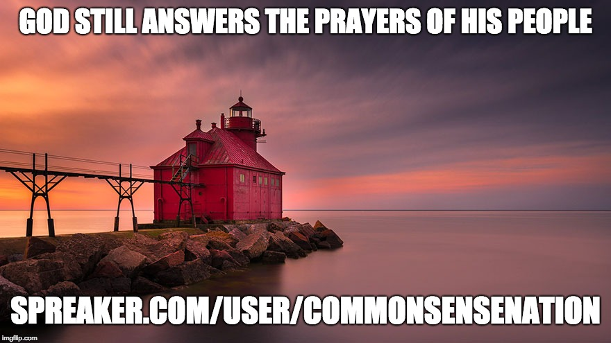 God Still Answers The Prayers Of His People