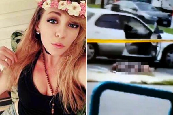 Police Say A Woman Shot Herself In The Head While Her Hands Where Cuffed Behind Her Back