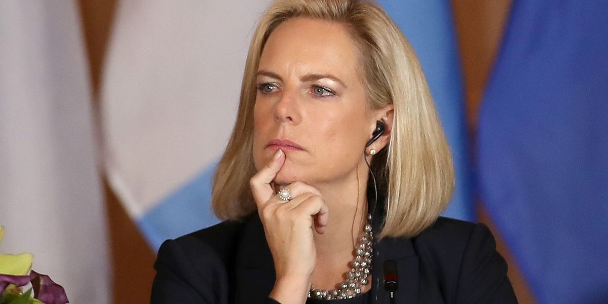 Illegal Aliens Are Collapsing Border Security, But DHS Secretary Kirstjen Nielsen Is Worried About The Migrants