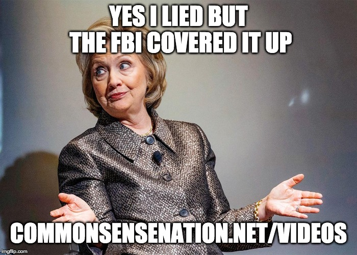 Hillary Clinton Wants Trump Indicted, But Almost 30k Of Her Emails Were Sent To Foreign Entity And The FBI Did Nothing