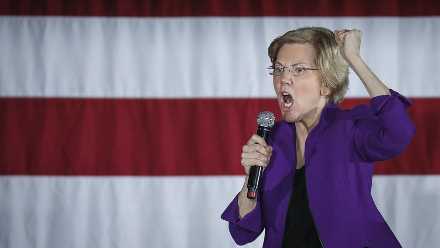 Elizabeth Warren Wants To Cancel Student Loan Debt, And Make The  Wealthy Pay For Universal Child Care, And Give Free College