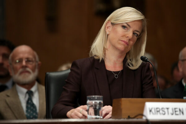 Kirstjen Nielsen Resigns As DHS Secretary But Why In The Hell Did Trump Hire Her?