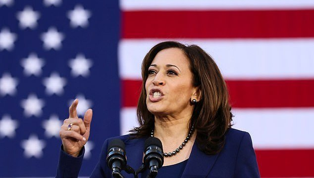 Kamala Harris Promises Gun Control If Congress Doesn't Pass Legislation While She Is President