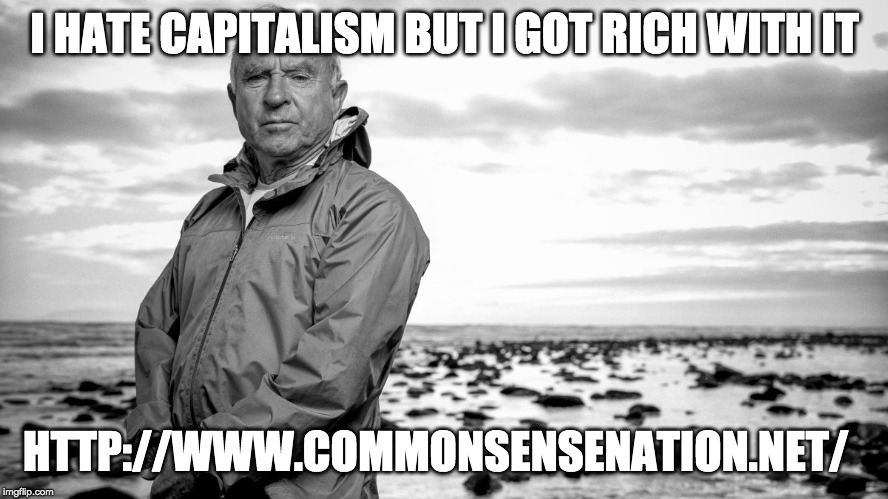 Billionaire From Patagonia Who Got Rich From Capitalism Says Capitalist System  Is Destroying the Planet