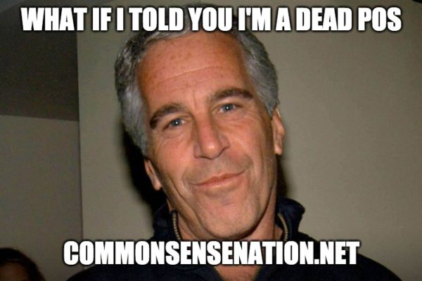 Jeffrey Epstein Is Dead ! Do You Blame Russians, Trump, Or The Clintons?