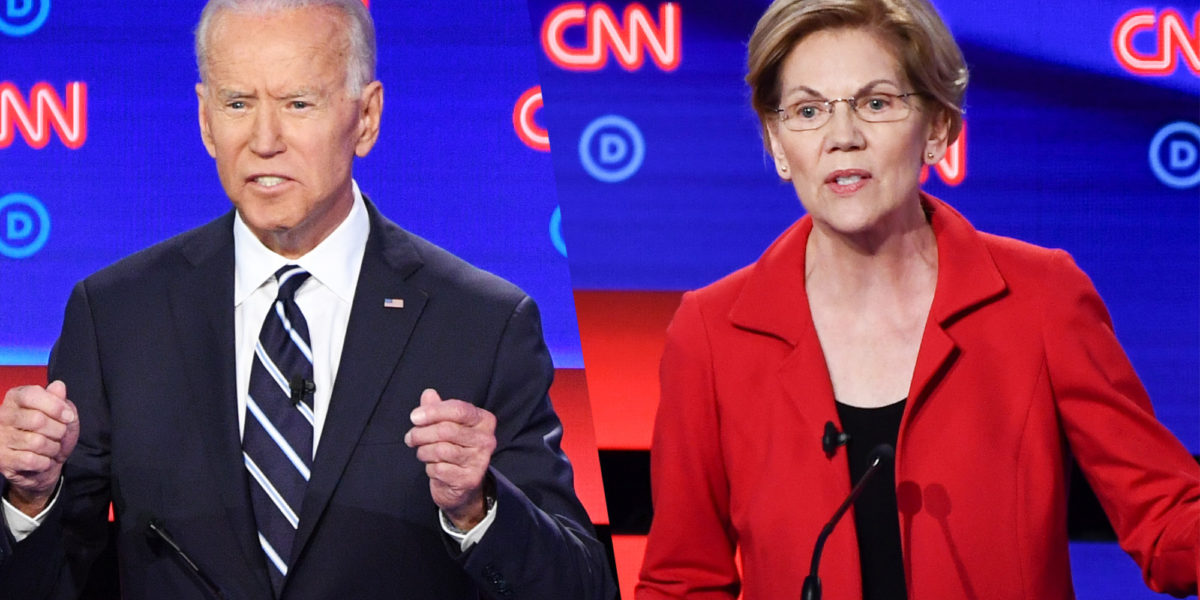 Democrats 3rd Debate: It's All About Free Stuff