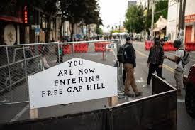 Insane Terrorist Seattle Protesters Make Demands: Abolish Police, Grant Amnesty, Free Health Care and College