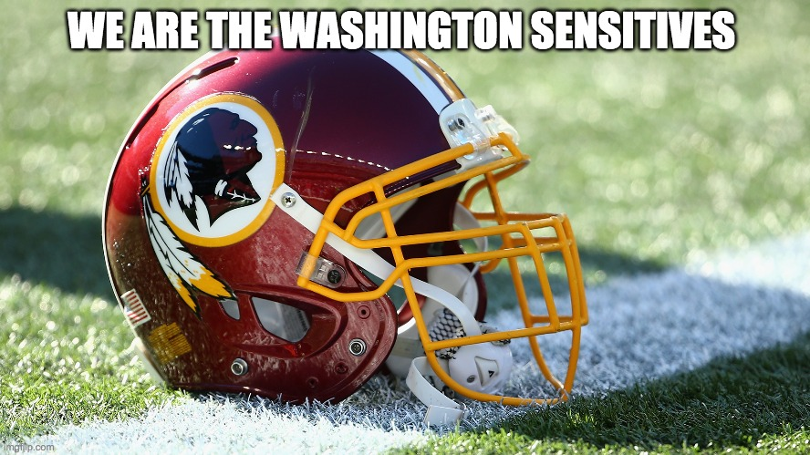 Washington Redskins Changing Name To Pacify The Left