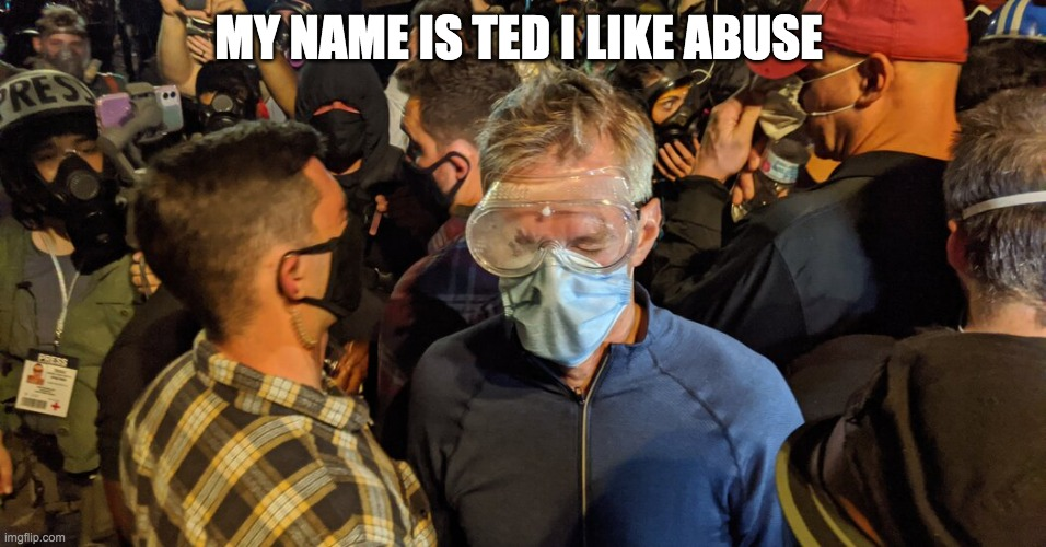 Mayor Ted Wheeler Is An Idiot Who Would Die Protecting Violent Rioters