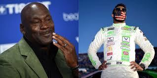 Michael Jordan Starts NASCAR Team For Loser Bubba Wallace
