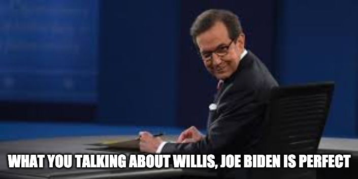 Chrissy Wallace Of Fox Says Joe Biden Won So You Need To Get Over It