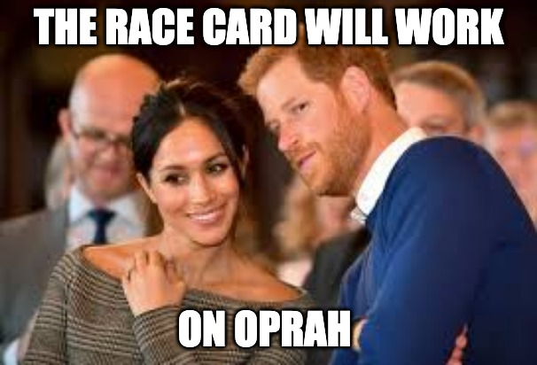 Oprah  And Hillary Think Meghan Was A Victim Of The Royal Family