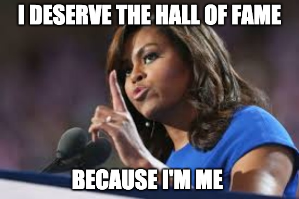 Michelle Obama Will Be Inducted Into National Women's Hall Of Fame