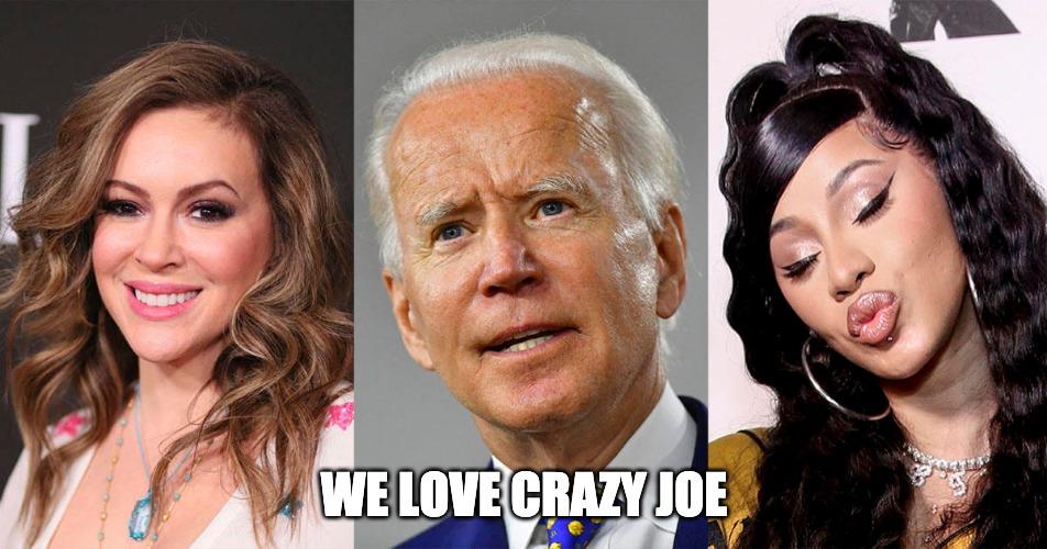 Hollywood Praises Joe Biden's First Prime-time Address