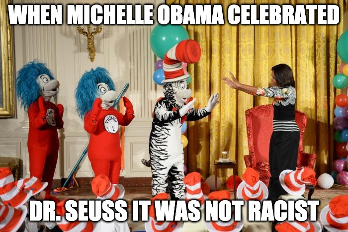 Dr. Seuss Is Banned For Being Racist
