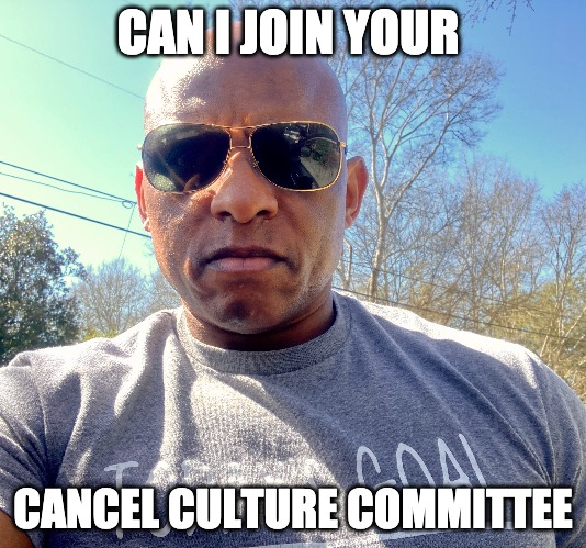 The Doctor Of Common Sense Wants To Join The Cancel Culture Committee